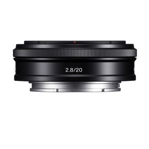 Sony 20mm F2.8 Lens E-Mount