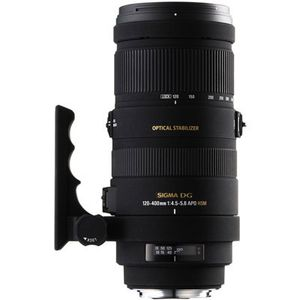 Sigma 120-400mm f4.5-5.6 AF DG OS HSM Lens - Nikon Fit