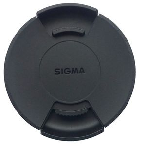 Sigma 55mm Front Centre Pinch Lens Cap