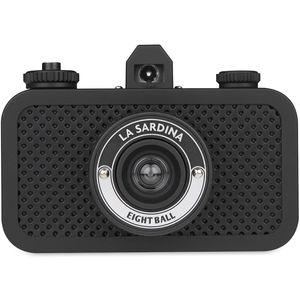 Lomography La Sardina 8 Ball 35mm Camera