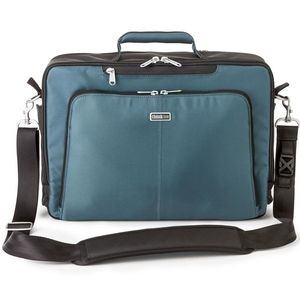 Think Tank My 2nd Brain Harbor Blue Briefcase 15L