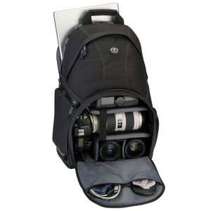 Tamrac Aero Speedpack 85 Dual Access Black Photo Backpack 3385
