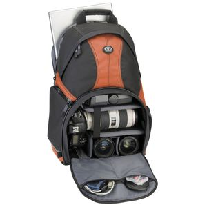 Tamrac Aero Speedpack 85 Dual Access Rust Photo Backpack 3385