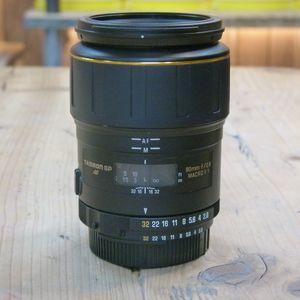 Used Tamron AF 90mm F2.8 Macro SP Nikon Fit Lens Model 172E