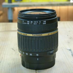 Used Tamron AF 18-200mm F3.5-6.3 Di XR II Lens - Sony A mount Fit