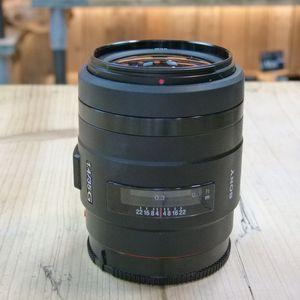 Used Sony AF 35mm F1.4  G A Mount Lens