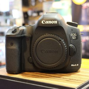 Used Canon EOS 5D Mark III Digital SLR Camera