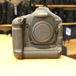 Used Canon EOS 1D Mark IV Digital SLR Camera Body