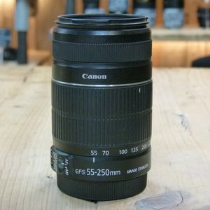 Used Canon EF-S 55-250mm F4-5.6 IS II Lens