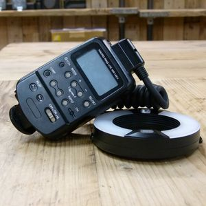 Used Canon MR-14EX Macro Ring Lite Flash
