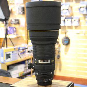Used Sigma 300mm F2.8 D EX APO HSM Lens Nikon AF Fit