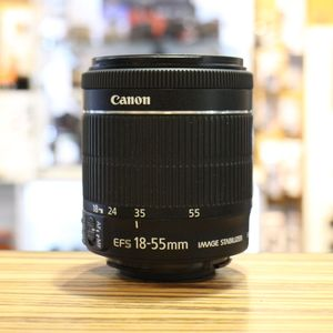 Used Canon EF-S 18-55mm IS STM Lens
