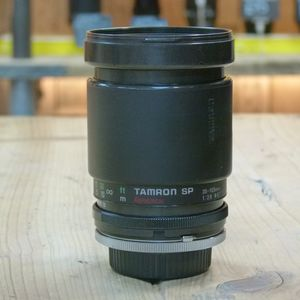 Used Tamron MF SP 35-105mm F2.8 Adaptall 2 Lens Model 65A -Y/C Yashica Contax Adapter