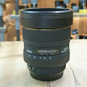 Used Sigma 12-24mm F4.5-5.6 DG Canon AF Fit Lens
