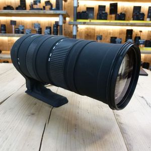 Used Sigma 150-500mm F5-6.3 APO HSM Lens - Nikon Fit