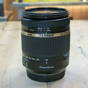 Used Tamron AF 18-270mm Di II F3.5-6.3 PZD Sony  A mount Fit Lens