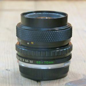 Used Olympus MF 35-70mm F3.5-4.5 Lens