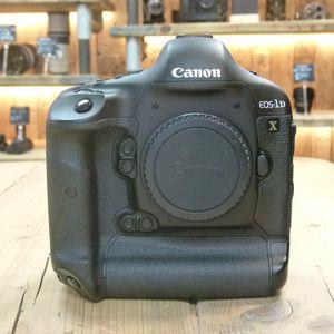 Used Canon EOS 1DX  DSLR Camera Body