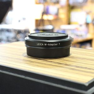 Used Leica M to T Lens Mount Adapter 18771
