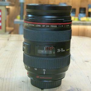 Used Canon EF 24-70mm F2.8 L USM Lens