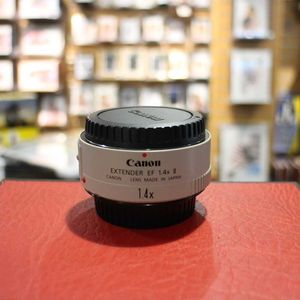 Used Canon EF Extender 1.4x II Teleconverter