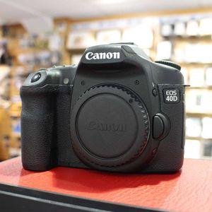 Used Canon EOS 40D Digital SLR Camera