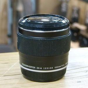 Used Olympus 2x Tele Converter 2X-A for OM lenses MF