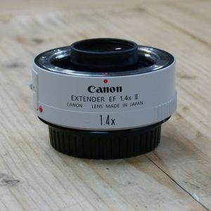 Used Canon EF 1.4x Mark II Extender