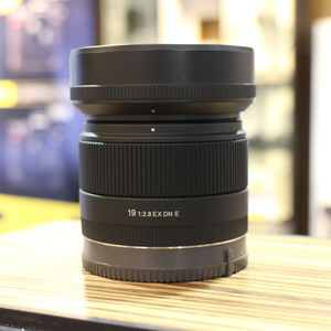 Used Sigma 19mm F2.8 EX DN Sony E-mount Lens
