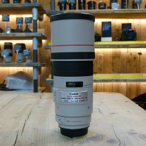 Used Canon EF 300mm F4 L IS Lens