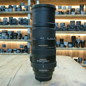 Used Sigma 150-500mm F5-6.3 APO HSM OS Lens - Canon Fit
