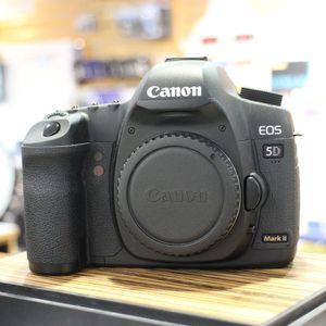 Used Canon EOS 5D Mark II Digital SLR Camera