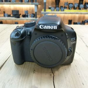 Used Canon EOS 550D Digital SLR Camera Body