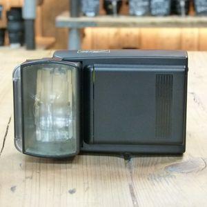 Used Metz 40 MZ- Flashgun with SCA3501 for Leica R8