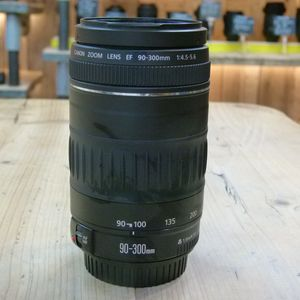 Used Canon EF 90-300mm f4.5-5.6 Lens