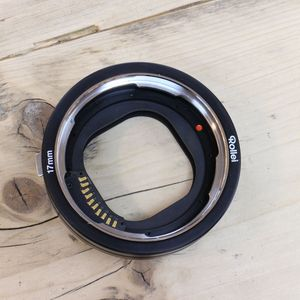 Used Rollei SLX 17mm Extension Ring 740022