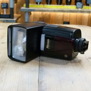 Used Nissin Di866 Mark II Flashgun - Sony Fit (Minolta Dynax flash shoe)