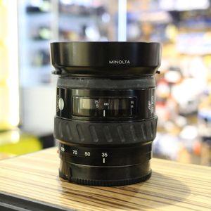 Used Minolta AF 35-105mm f3.5-4.5 Lens - Sony Alpha Fit