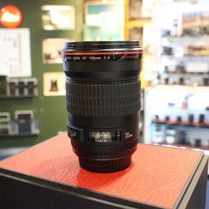 Used Canon EF 135mm F2L USM Lens