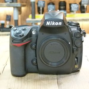 Used Nikon D700 Digital SLR Camera Body