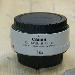 Used Canon EF 1.4x Mark II Extender