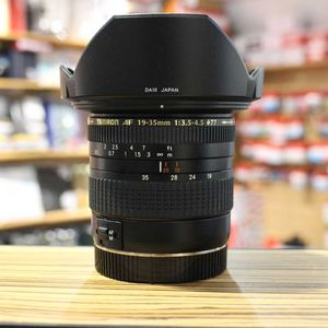 Used Tamron AF 19-35mm f3.5-4.5 Lens - Canon Fit
