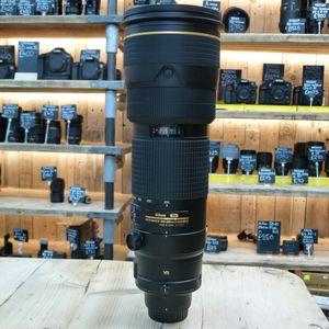 Used Nikon AF-S 200-400mm F4 G II VR Lens