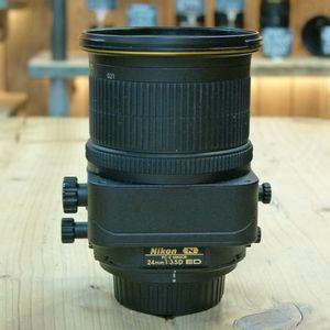 Used Nikon 24mm f3.5D PC-E Nikkor ED Lens
