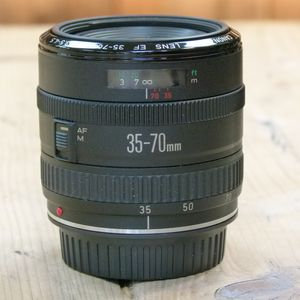 Used Canon EF 35-70mm F3.5-4.5 Lens