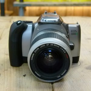 Used Canon EOS 3000V Film Camera with EF 28-90mm USM Lens