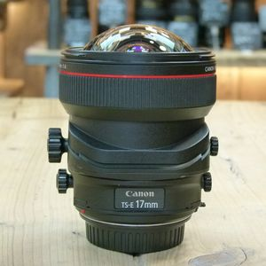 Used Canon TS-E 17mm F4 L Shift Lens