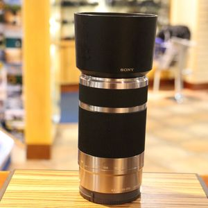 Used Sony E Mount 55-210mm F4.5-6.3 OSS Lens