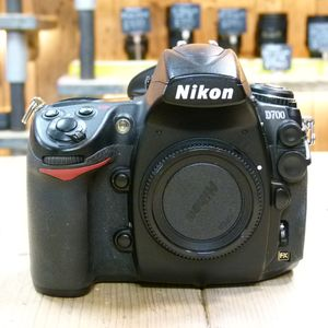 Used Nikon D700 Digital SLR Camera Body
