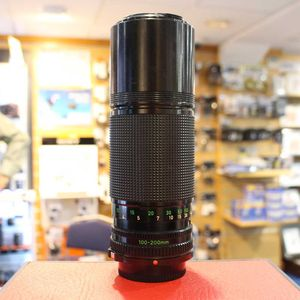 Used Canon FD 100-200mm F5.6 Lens
